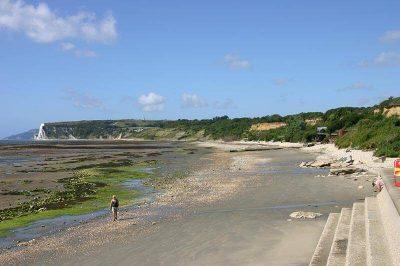 Whitecliff Bay Beach