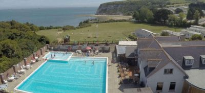 Whitecliff Bay Holiday Park Pool