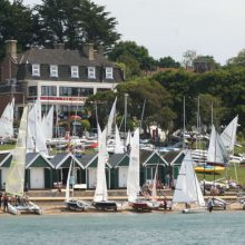 The Woodvale Hotel, Gurnard, Isle of Wight