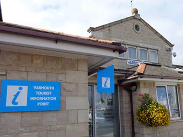 Yarmouth Isle of Wight – Tourist Information Point