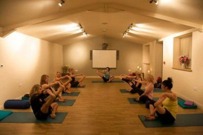 yoga and pilates nettlecome isle of wight