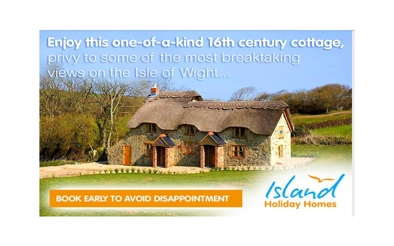 ISLAND HOLIDAY HOMES INTRODUCES A Showstopping 16th Century cottage! Must see… 'COUTHY  BUTTS'