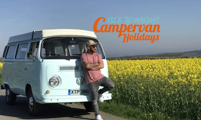 Isle of Wight Camper Van Holidays