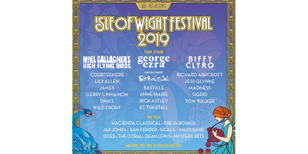 2019 Isle of Wight Music Festival