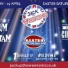 Jack Up the Weekend 19th - 20th April 2019