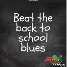 WIGHT KARTING – BEAT THE BACK TO SCHOOL BLUES!