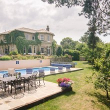 Luccombe Villa Self-Catering Holiday Apartments