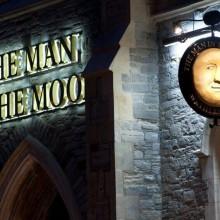 Man in the Moon in Newport
