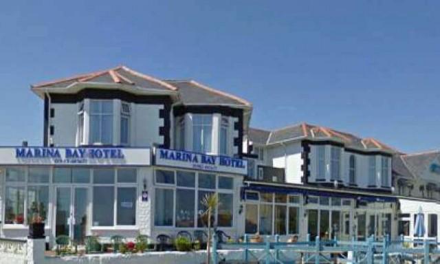 Marina Bay Hotel, Sandown Isle of Wight