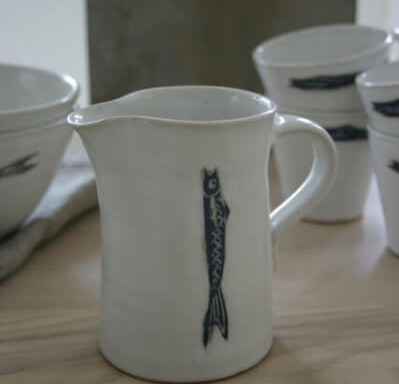 Molly Attrill Pottery, Binnel Studios