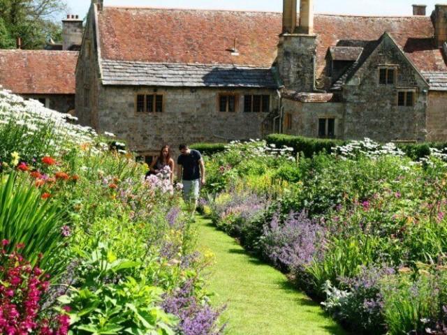 Mottistone Garden, Isle of Wight