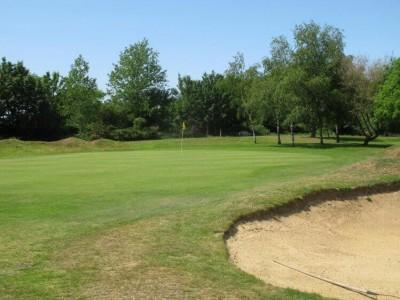 Westridge golf Centre Isle of Wight