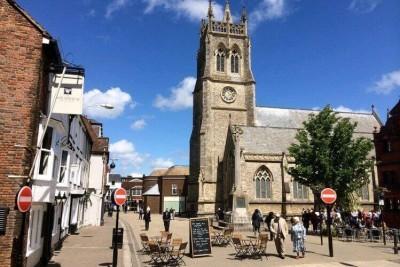 St Thomas Church Isle of Wight