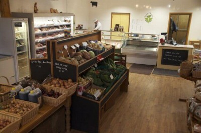 Brownriggs Farm Shop Rookley Isle of Wight