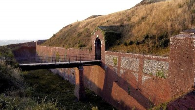bembridge down fortification walk