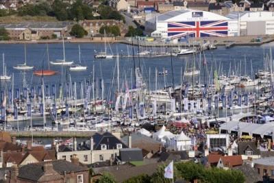 Cowes Week Isle of Wight
