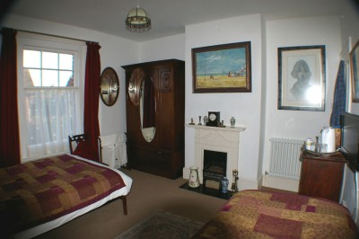 Ruskin Lodge Freshwater Bay Isle of Wight