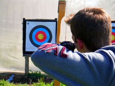 Archery Lessons with Adventure Activities