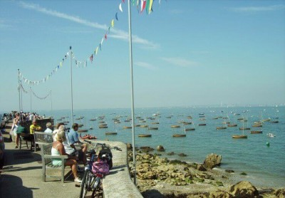 Seaview Beach, Seaview, Isle of Wight