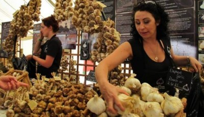 The Isle of Wight Garlic Festival