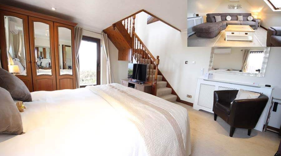 Fantastic, Luxury Duplex Suites