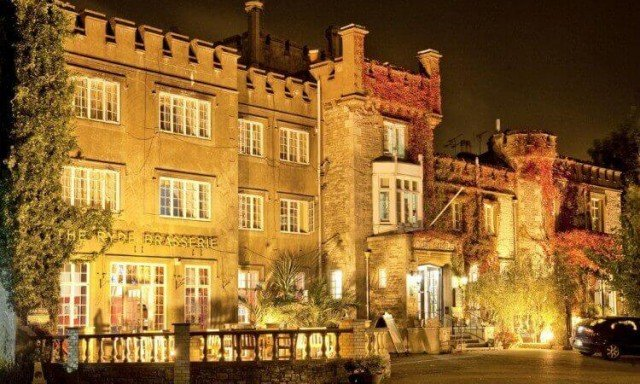 Ryde Castle Restaurant, Ryde, Isle of Wight