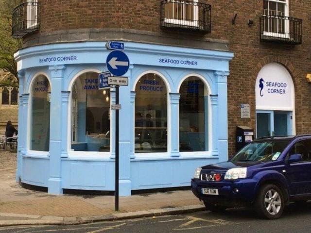 Seafood Corner, Newport, Isle of Wight