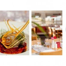 Three-course dinner for £24 at The Seaview Hotel Bar & Restaurant