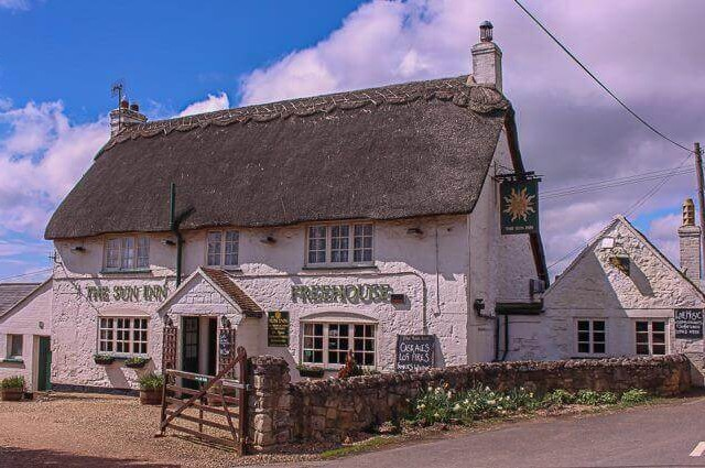 The Sun Inn at Hulverstone