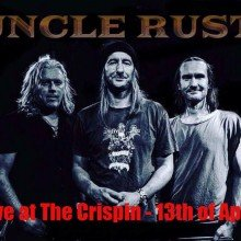 UNCLE RUST & Events Diary