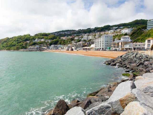 Ventnor Beach, Ventnor, Isle of Wight
