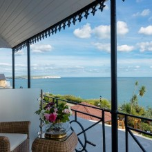 Villa Mentone Hotel, Shanklin, Isle of Wight