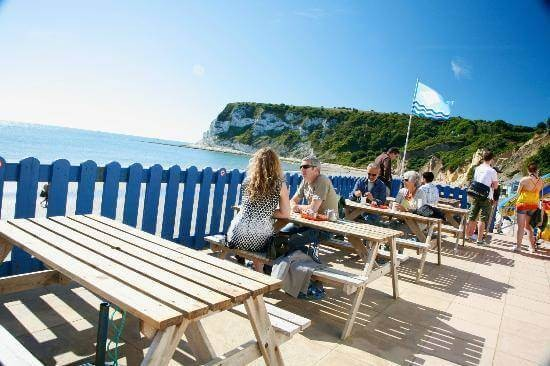 Whitecliff Bay, Bembidge, Isle of Wight