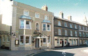 Calverts Hotel Newport Isle of Wight Bed Breakfast Bar holidays