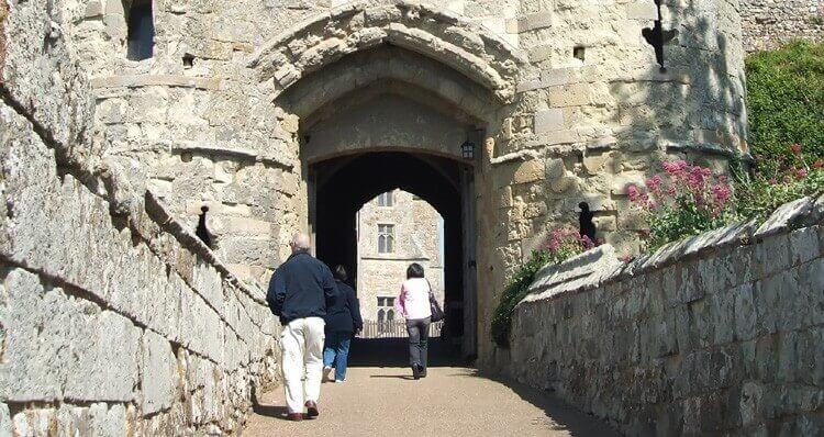 Carisbrooke Isle of Wight
