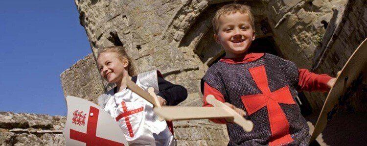 Carisbrooke Castle Newport Isle of Wight