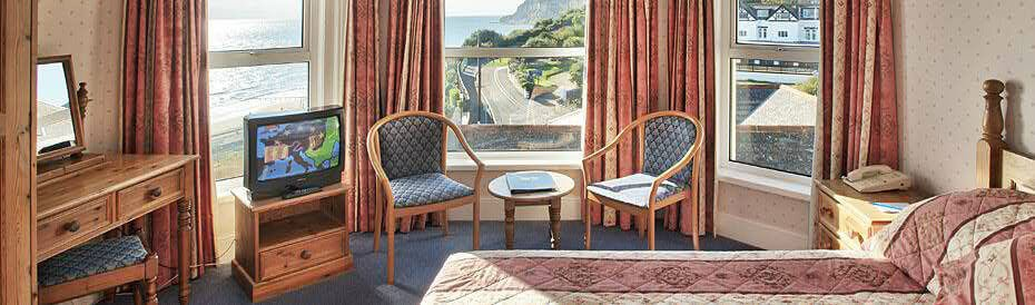 channel view hotel shanklin isle of wight