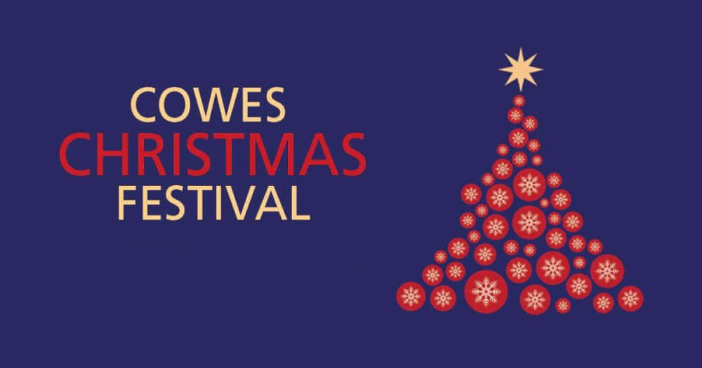 cowes christmas festival Isle of Wight 2016