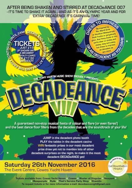 decedance-Isle of Wight