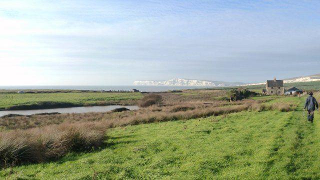 the dunsbury trail walk isle of wight