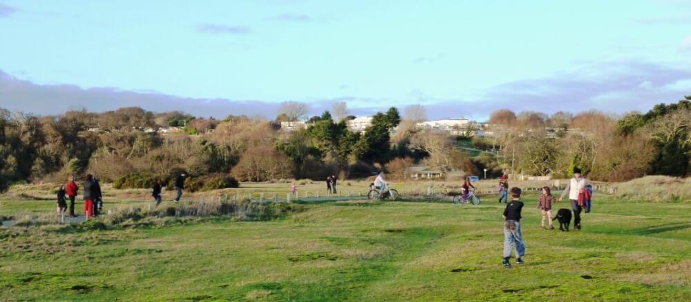 St Helens Duver Walk