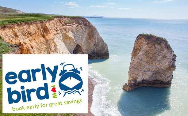 early-bird holiday offers on the Isle of Wight