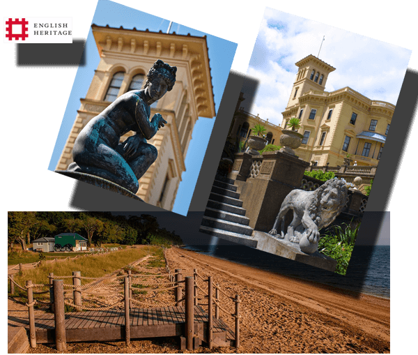 english heritage isle of wight osborne house