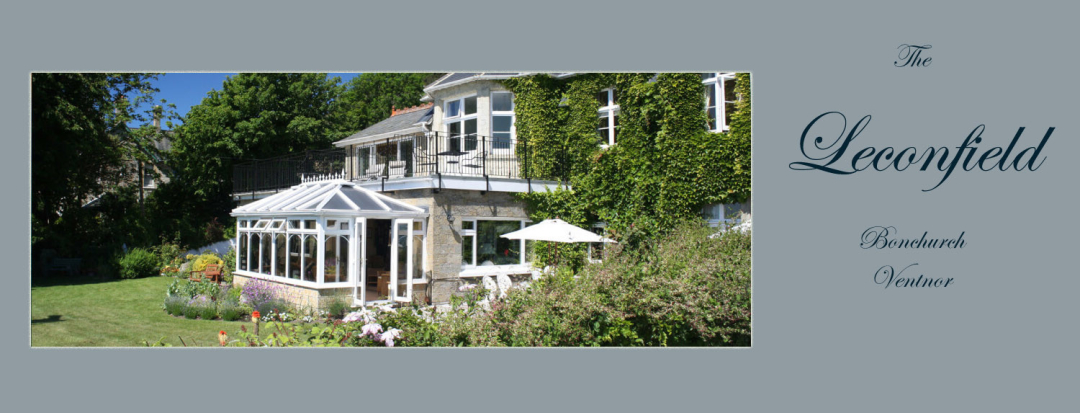 Leconfield Bed and Breakfast Bonchurch Isle of Wight