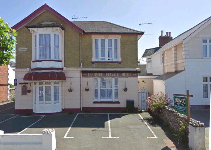 The Fernside Guest House, Sandown, Isle of Wight - isleofwight.com