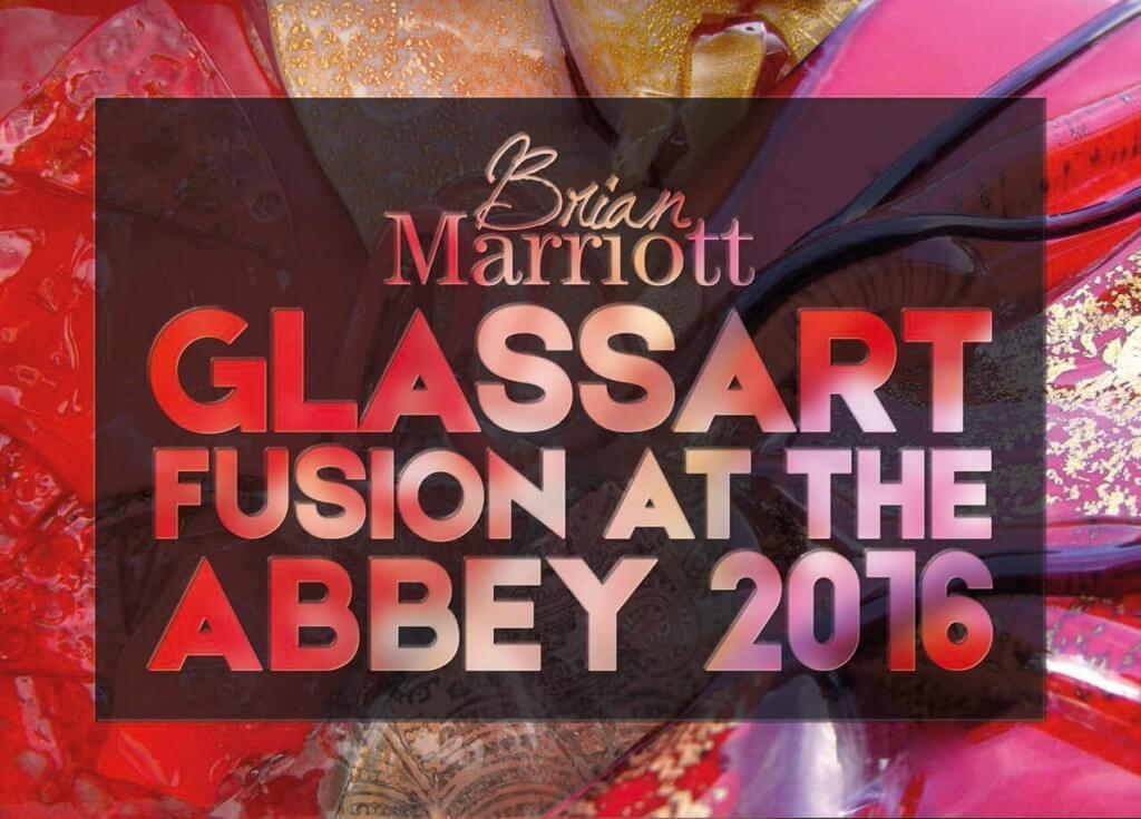glass-art-fusion at quarr abbey iow
