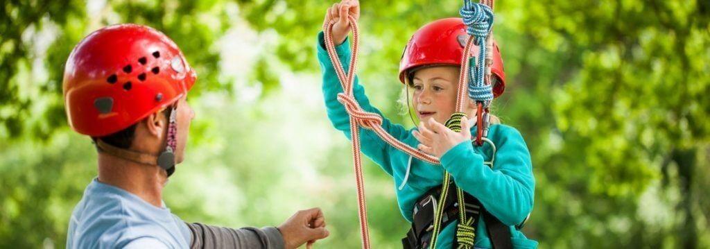 half-term tree climb iow