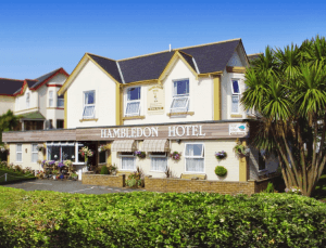 hambledon hotel shanklin isle of wight