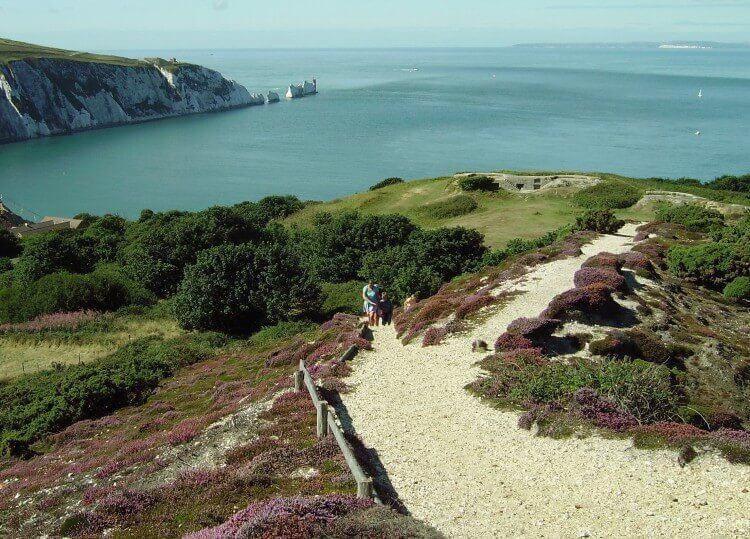 Headon Warren Isle of Wight