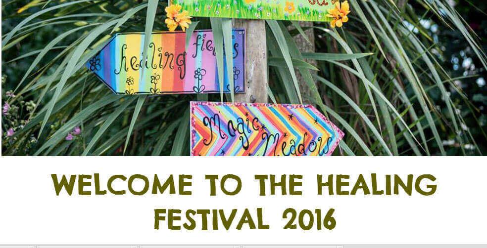 Healing Festival Isle of Wight